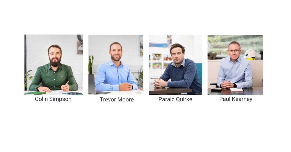 Quartet of Promotions for Leading Geospatial Firm