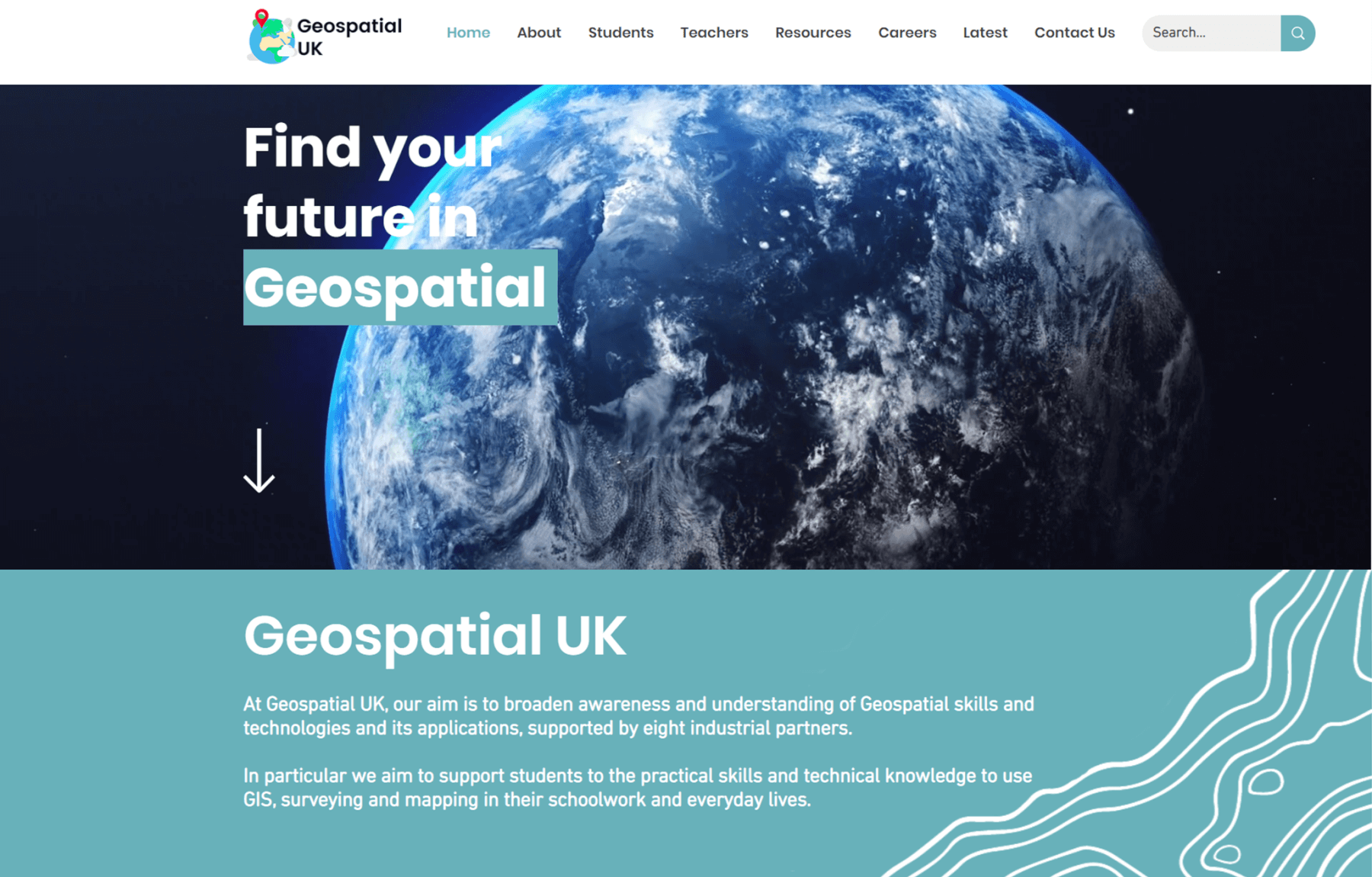 Inspiring the Next Generation of Geospatial Experts